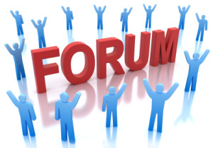 Participate-in-Forums