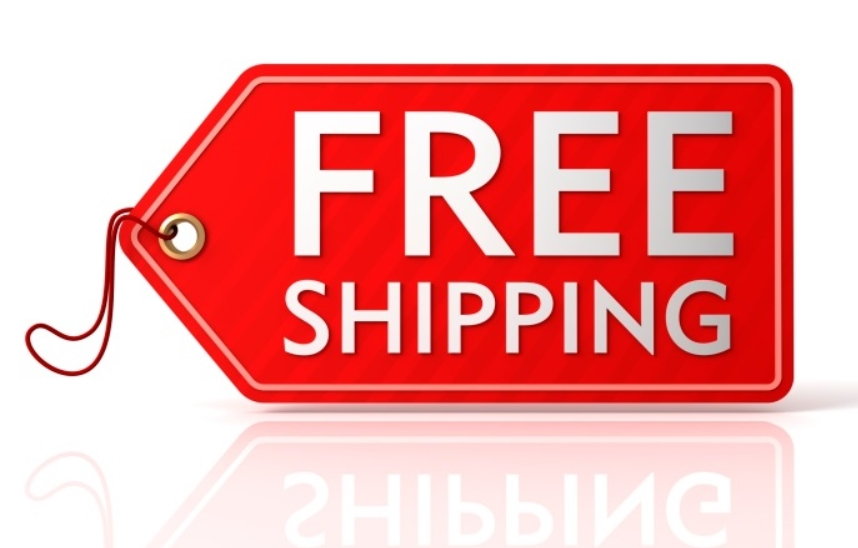 Free Shipping and Handling